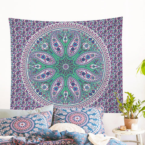 Gentle Spirit Tapestry Wall Hanging