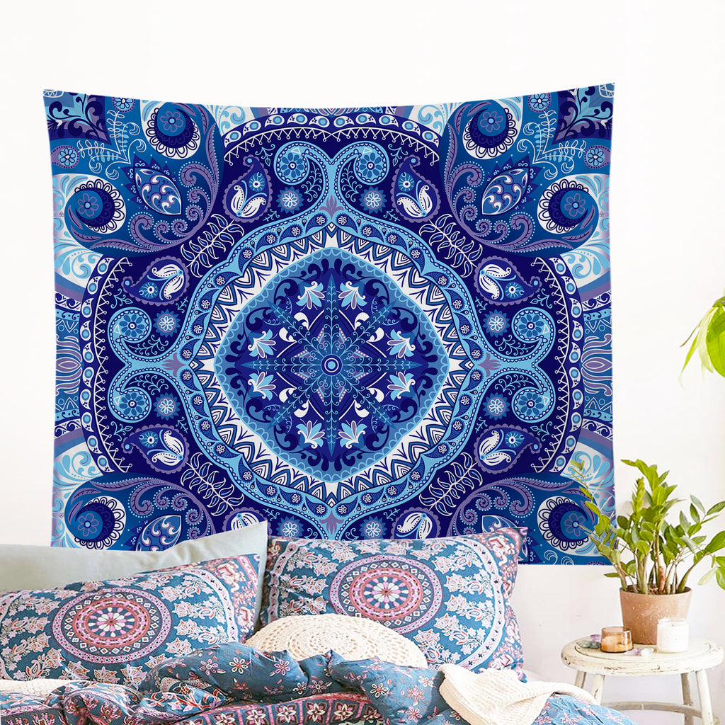 High Tide Wall Tapestry - Bohemian Vibes Australia