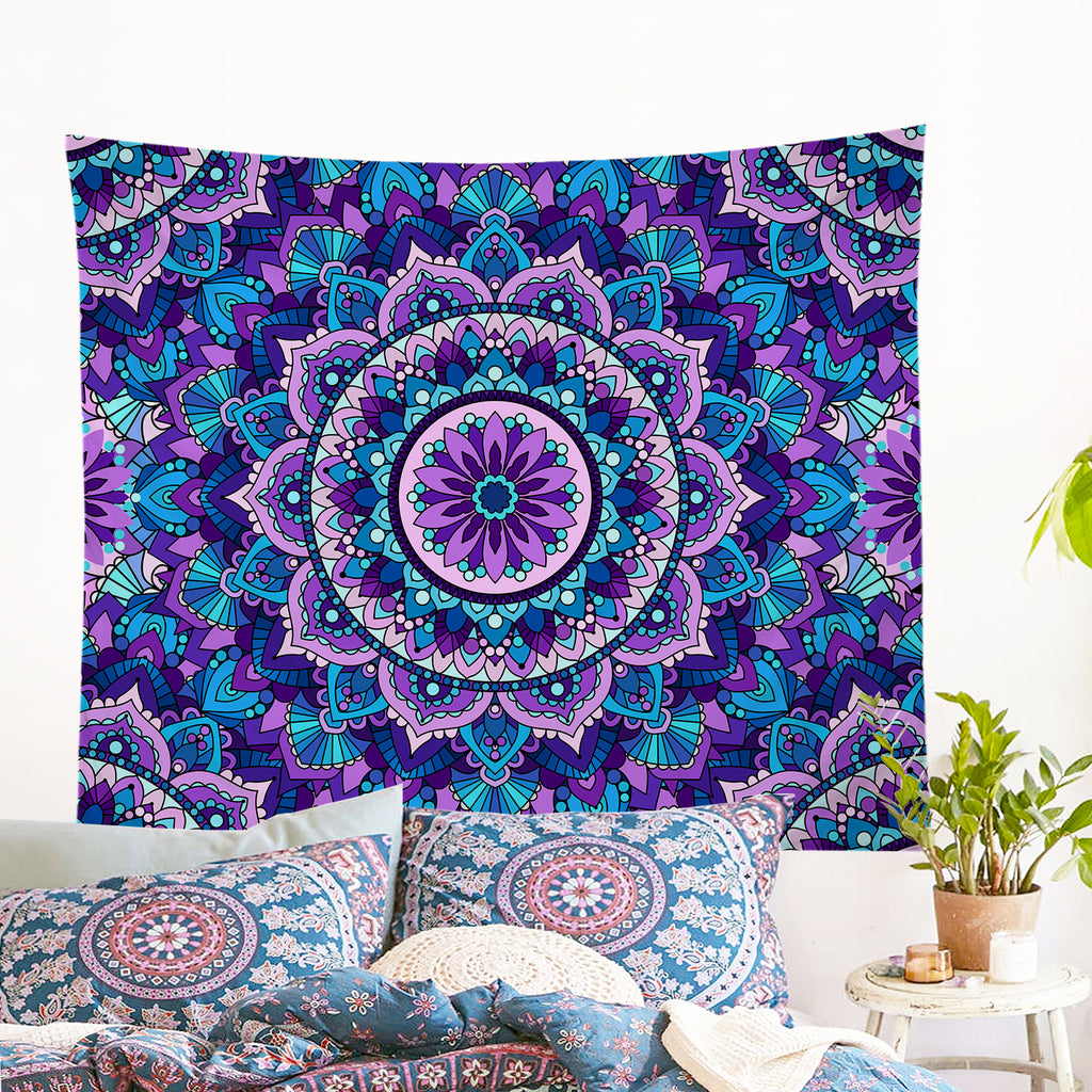 Wanderlust Wall Tapestry - Bohemian Vibes Australia