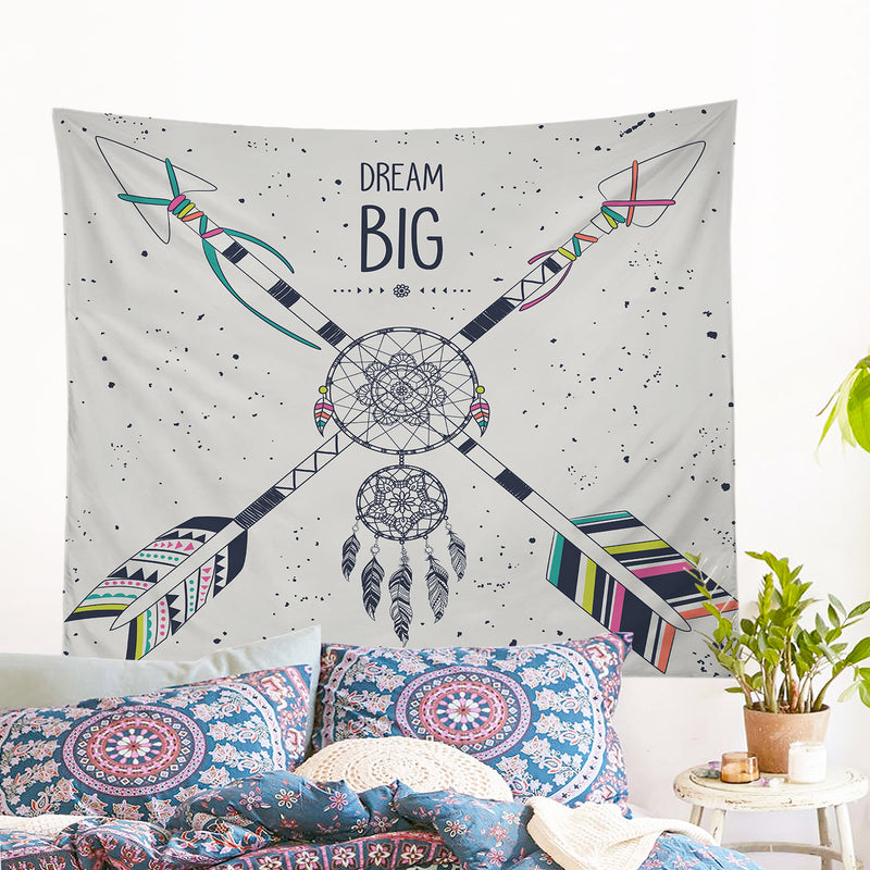 Dream Big Wall Tapestry - Bohemian Vibes Australia