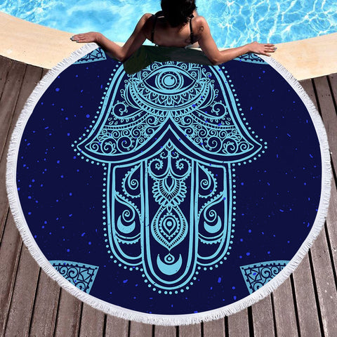Fatima Hand Throw / Beach Towel (PRE-ORDER)