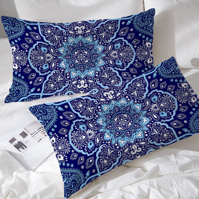 Endless Blues Pillowcases