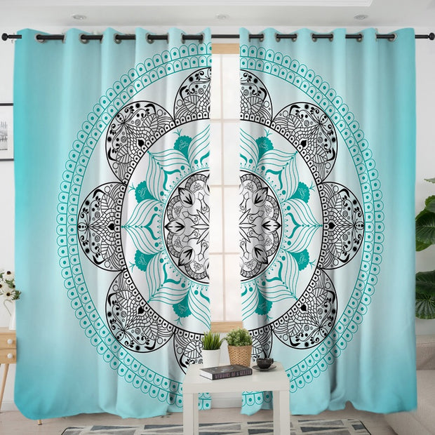 Namaste Ombre Curtains