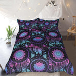 Dream Come True Quilt Cover Set - Bohemian Vibes Australia