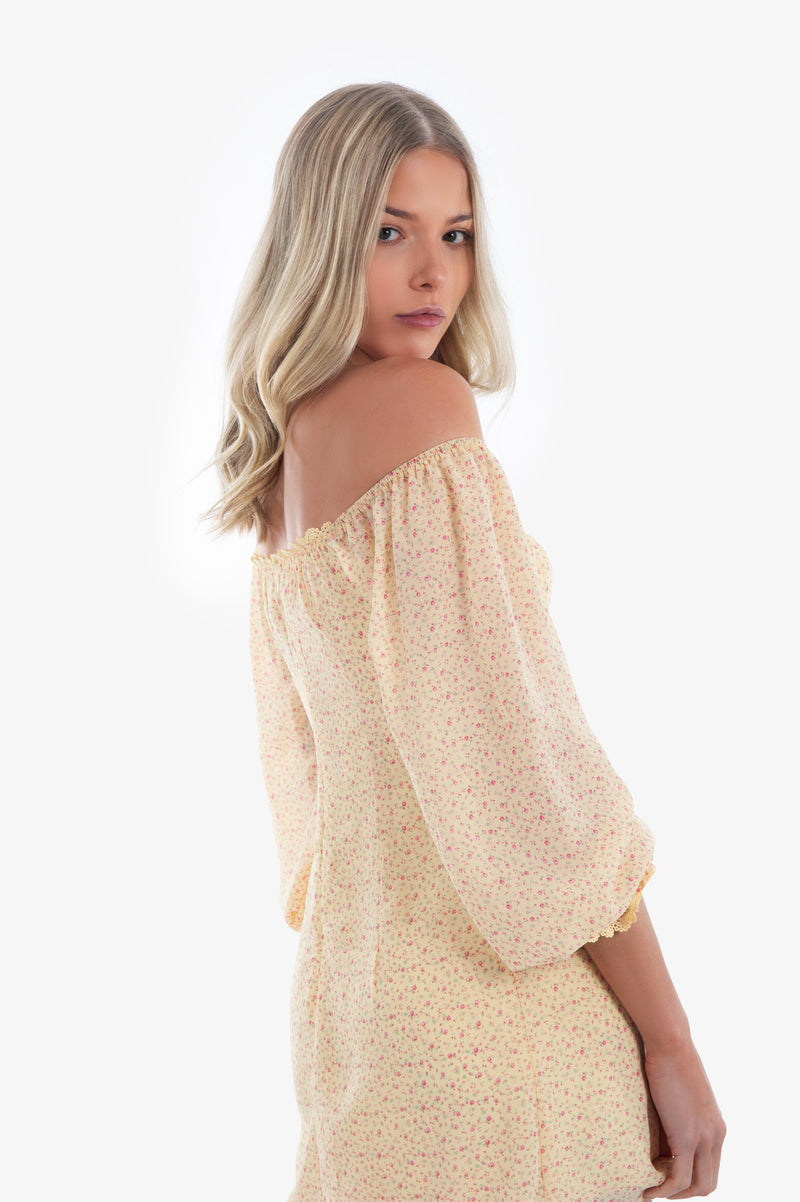 Collette Mini Dress - Bohemian Vibes Australia