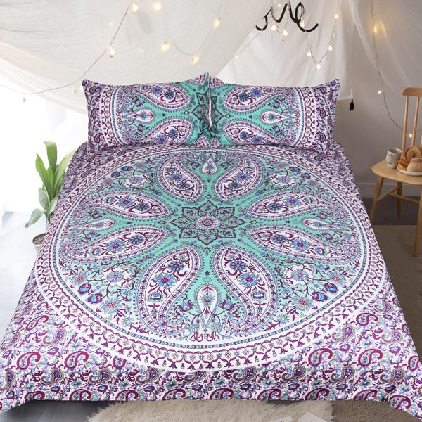 Gentle Spirit Quilt Cover Set