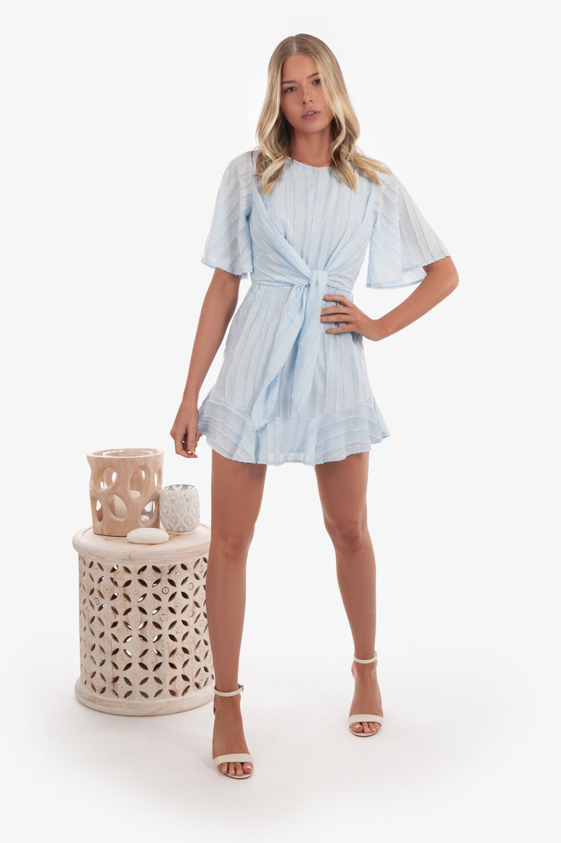 Jemma Mini Dress - Bohemian Vibes Australia