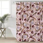 Enchanted Shower Curtain - Bohemian Vibes Australia