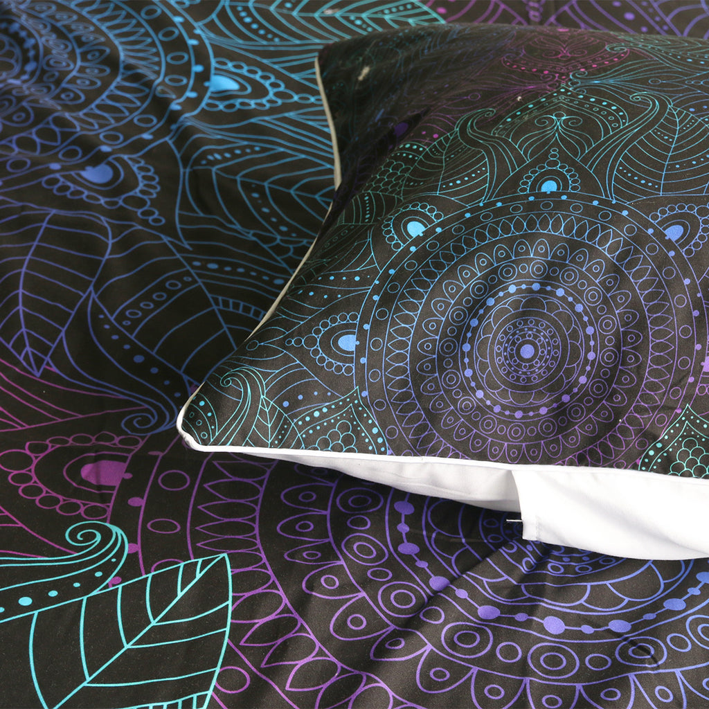 Free Spirit Quilt Cover Set