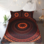 Sunset Quilt Cover Set - Bohemian Vibes Australia