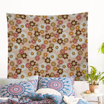 Flower Child Wall Tapestry - Bohemian Vibes Australia