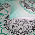 Namaste Ombre Quilt Cover Set
