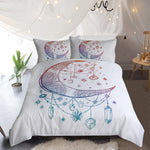 Crystal Nights Quilt Cover Set - Bohemian Vibes Australia
