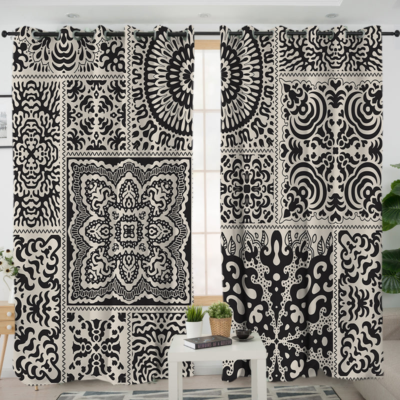 Luxe Curtains - Bohemian Vibes Australia