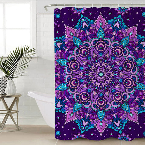 Mystical Shower Curtain
