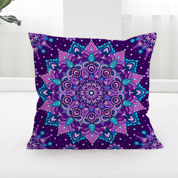 Mystical Square Cushion Cover