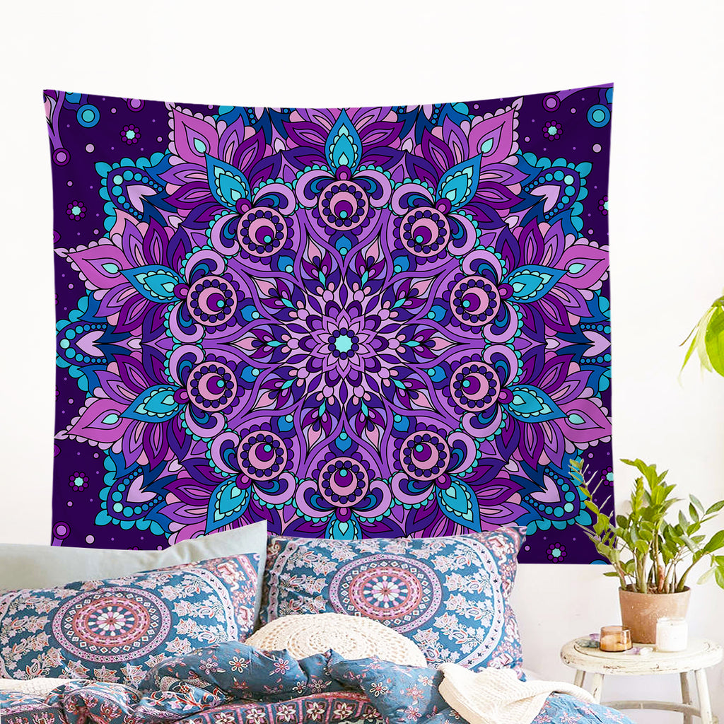 Mystical Wall Tapestry - Bohemian Vibes Australia