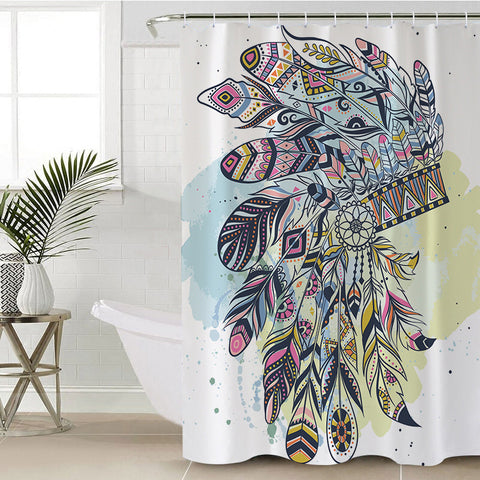 Wild Child Shower Curtain