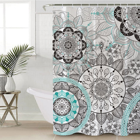 Namaste Shower Curtain **LIMITED EDITION**