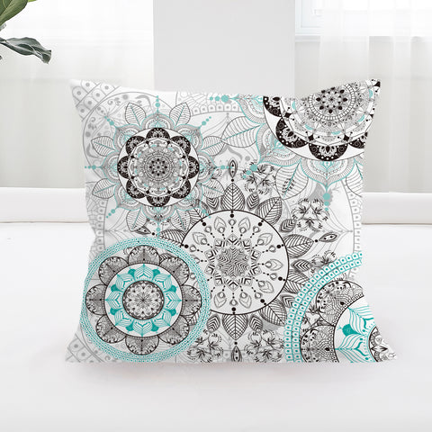 Namaste Square Cushion Cover **LIMITED EDITION**