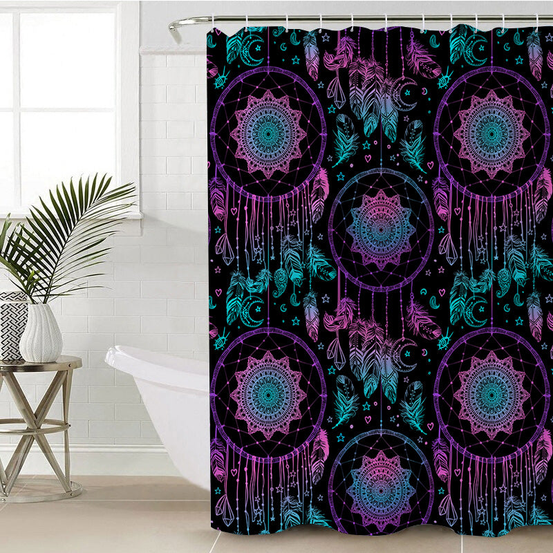 Dream Come True Shower Curtain - Bohemian Vibes Australia