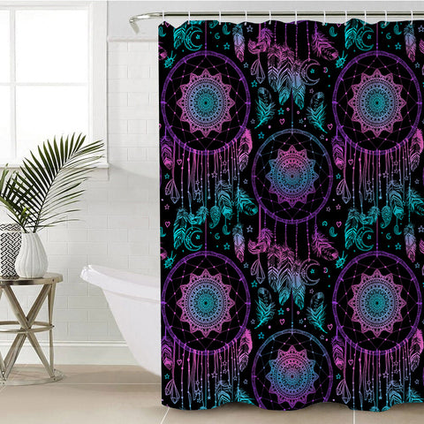 Dream Come True Shower Curtain