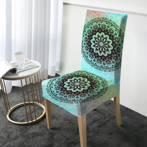 Mehndi Chair Cover