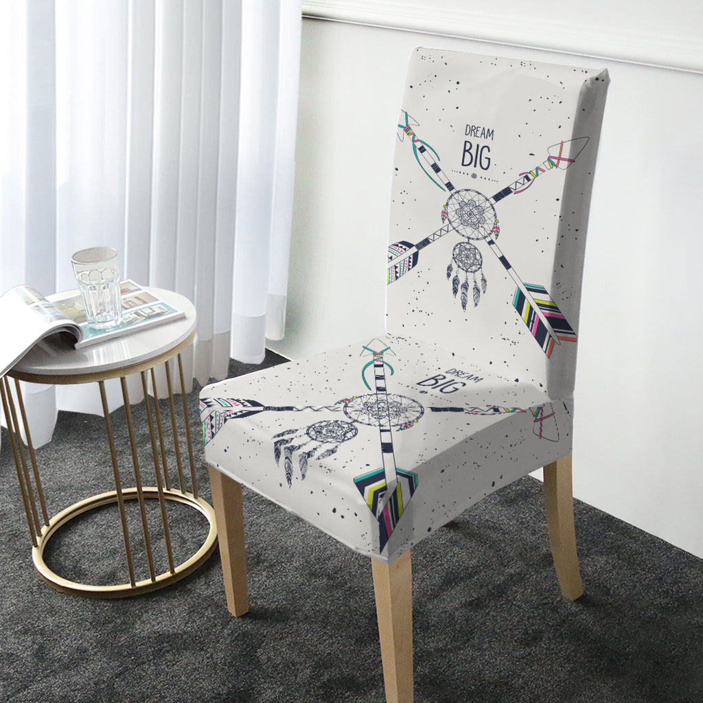 Dream Big Chair Cover - Bohemian Vibes Australia