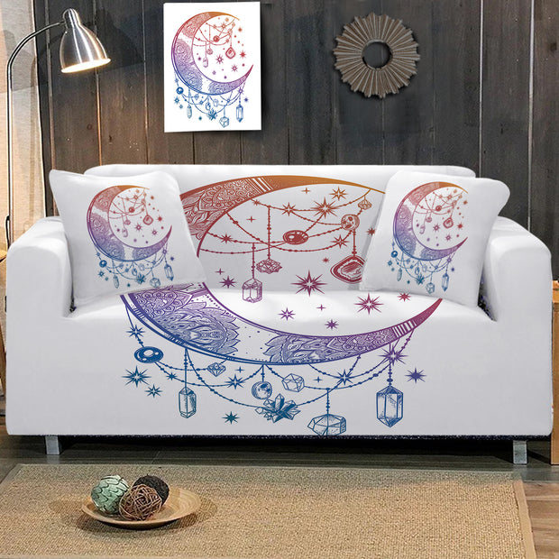 Crystal Nights Sofa Cover