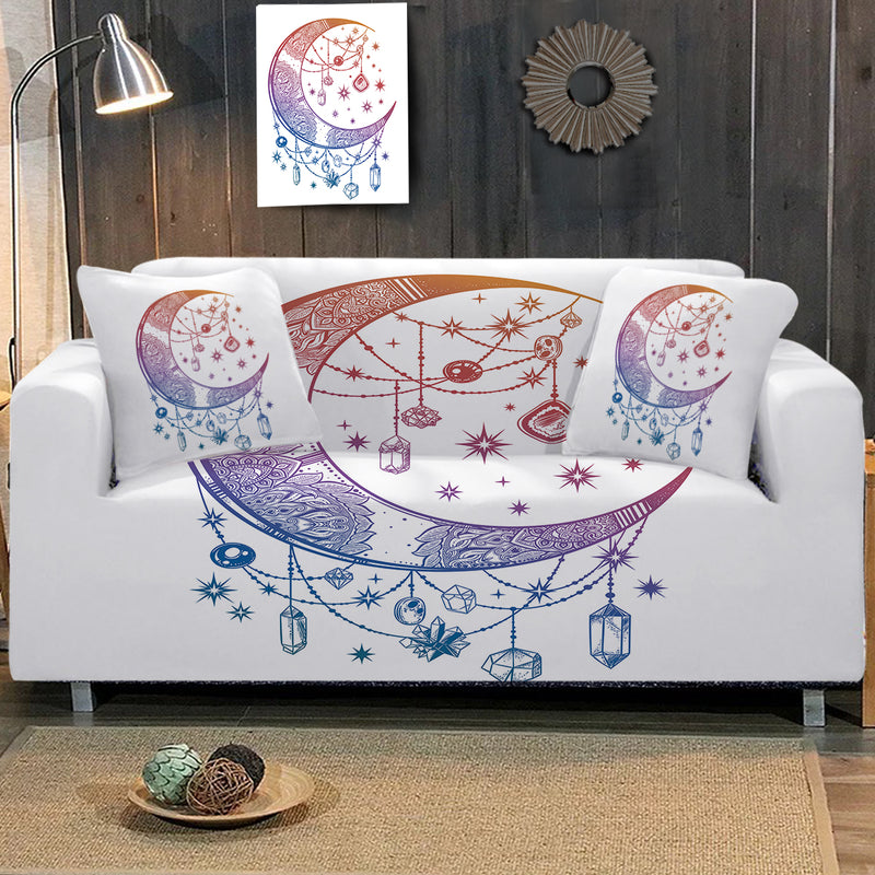 Crystal Nights Sofa Cover - Bohemian Vibes Australia