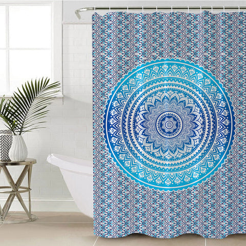 Neela Shower Curtain