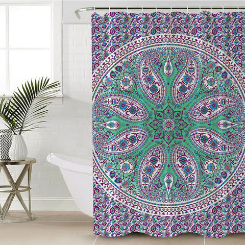 Gentle Spirit Shower Curtain