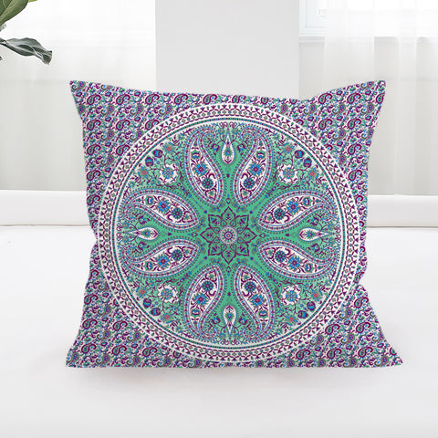 Gentle Spirit Square Cushion Cover