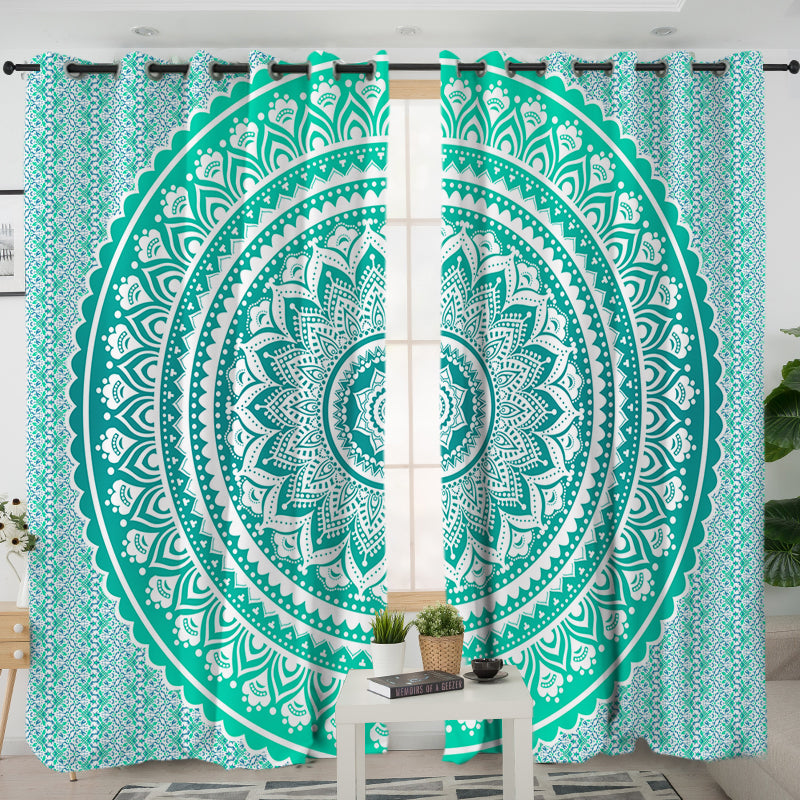 Mermaid Mandala Curtain (PRE-ORDER)