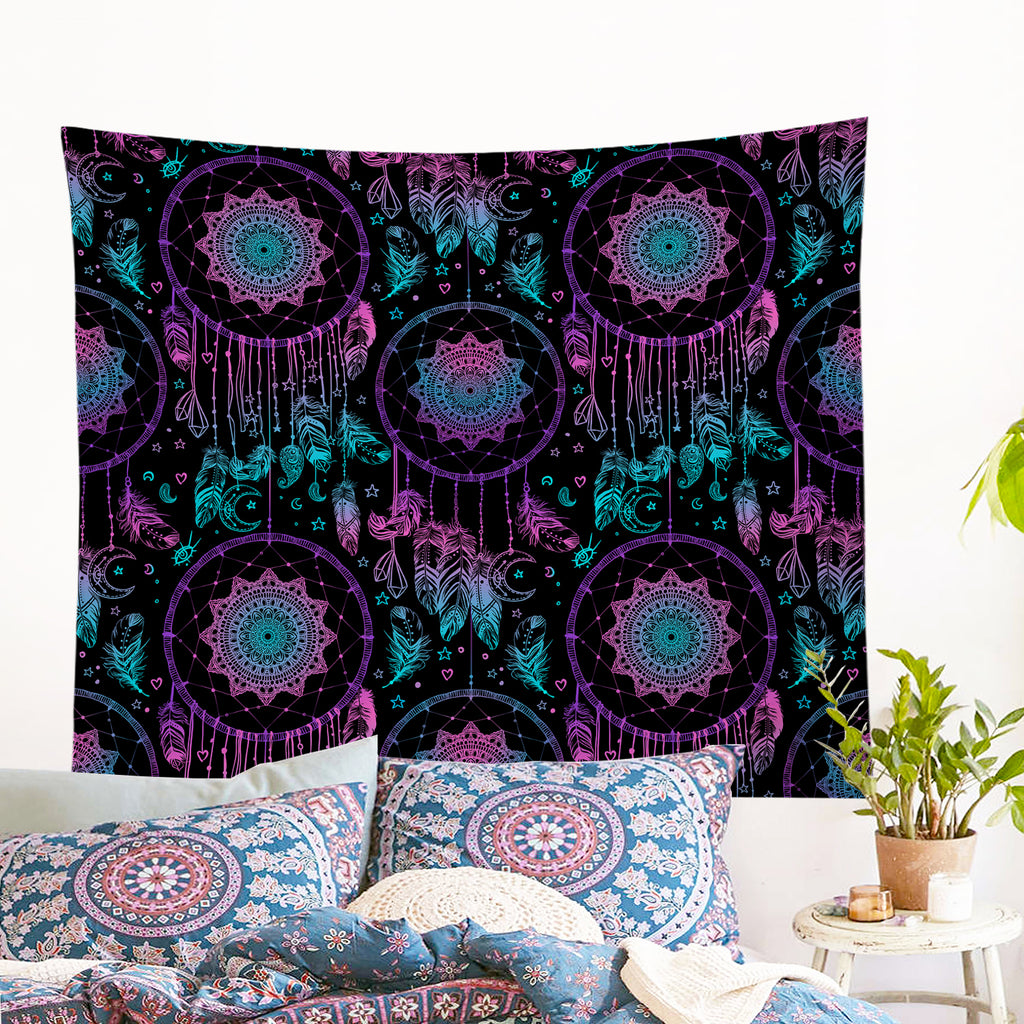 Dream Come True Wall Tapestry - Bohemian Vibes Australia