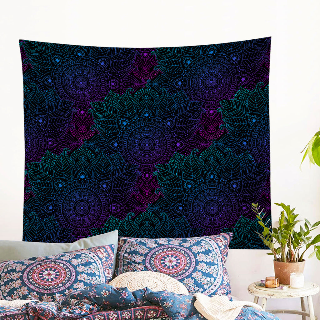 Free Spirit Wall Tapestry - Bohemian Vibes Australia