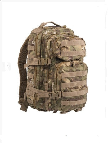 ®Mil-Tec Arid-Woodland Camo Small Assault Pack