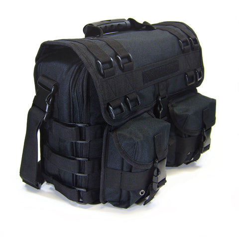 "Day Bag with Handgun Concealment (Holds up to 13"" computer)"