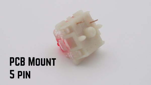 Gateron silent switch bottom