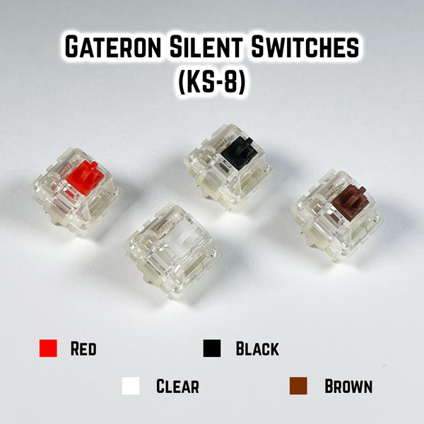 Gateron Silent Switch (KS-8)