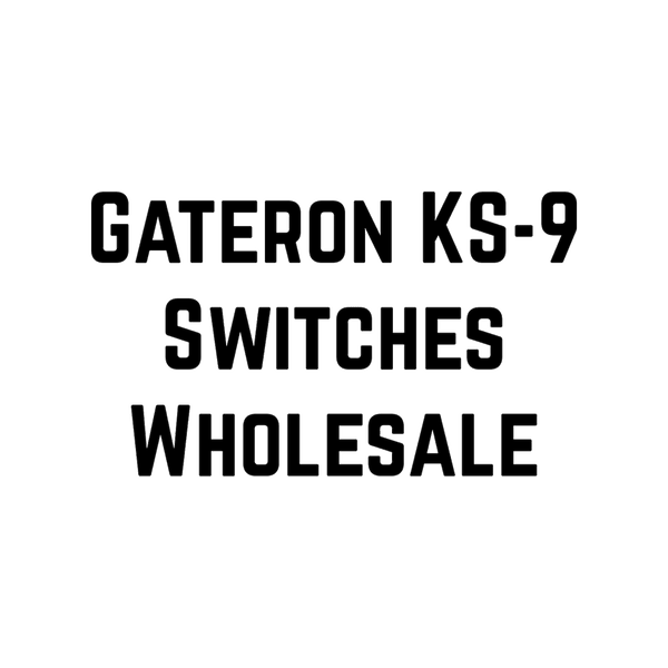 Gateron Switch (KS-9) - wholesale
