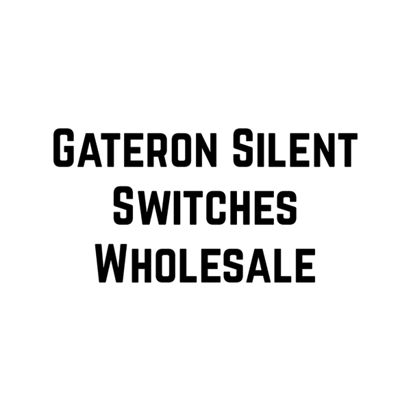 Gateron Silent Switch - wholesale