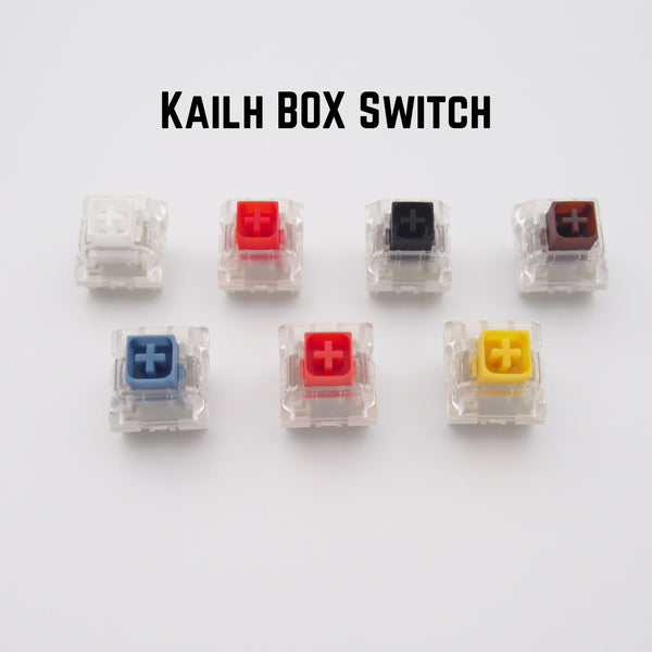 Kailh BOX Switch (old stock)