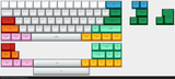 MA60 (Ver 2.1) 60% hot swappable keyboard kit