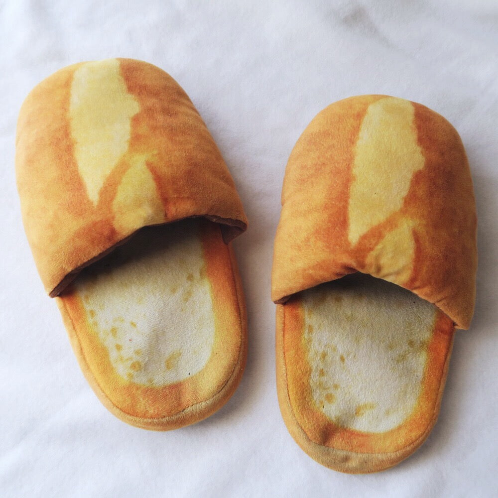 Bread Slippers – Hazy Lines 8ade94c5a