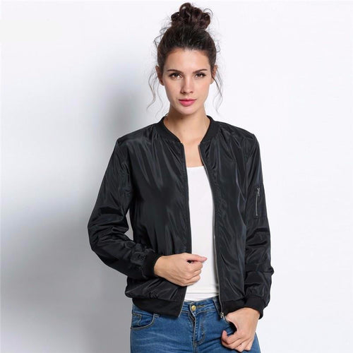Bomber Jacket, apparel - Hazy Lines