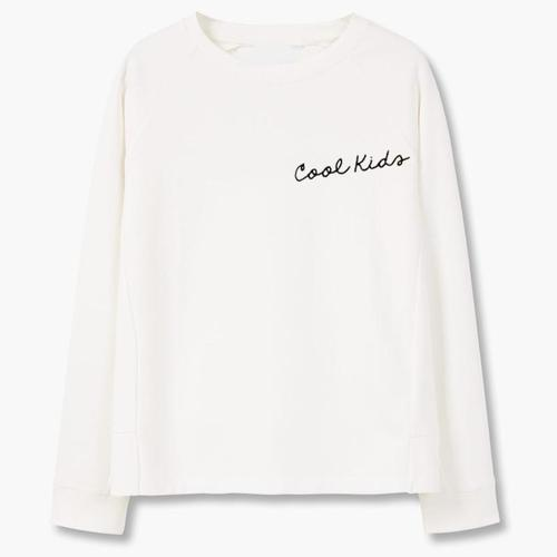 Cool Kids Sweatshirt, apparel - Hazy Lines