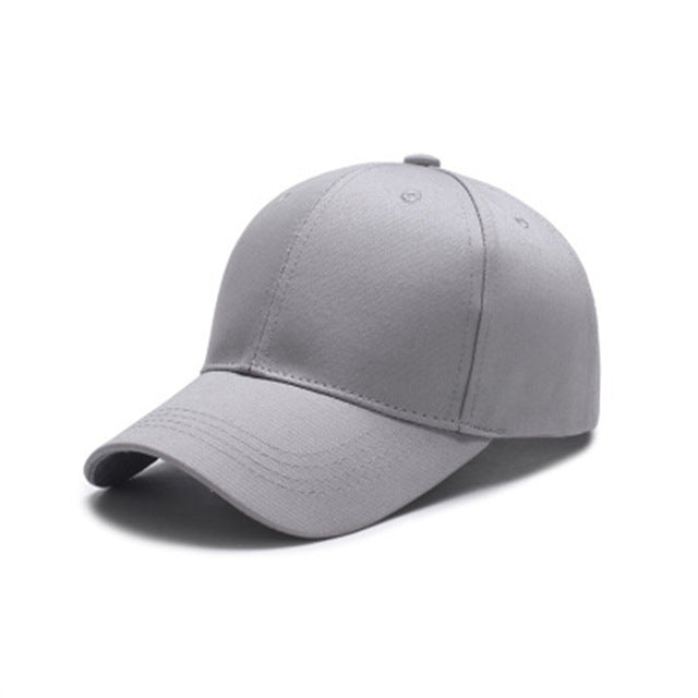 Fitted Baseball Cap, accessory - Hazy Lines