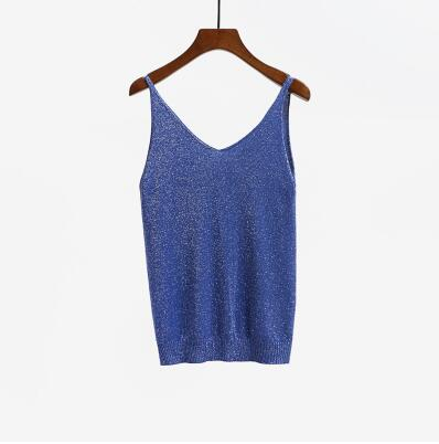 Knitted Tank Top, apparel - Hazy Lines