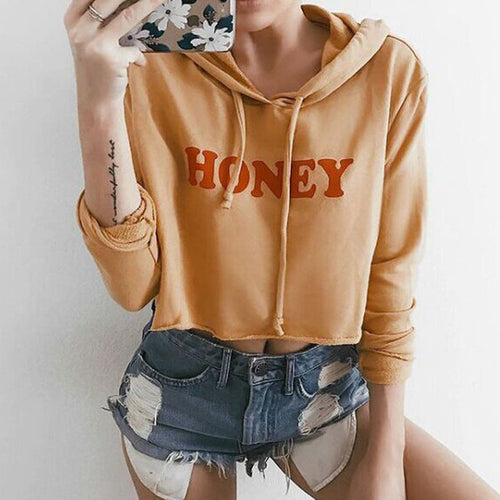 Honey Printed Pullover